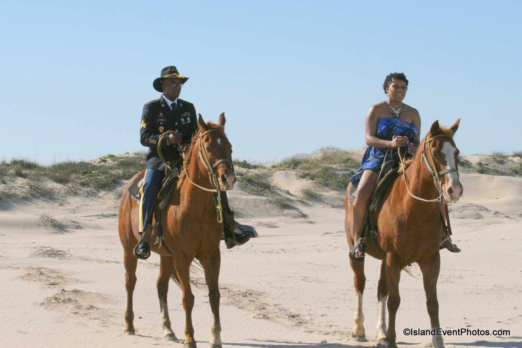 Horseback Riding Padre Island